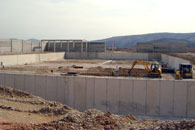 correctional institution construction